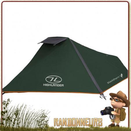 Tente BLACKTHORN 1 GREEN Highlander