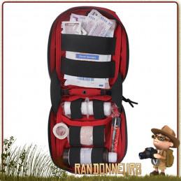 Kit premiers soins tactique Trauma kit est une réponse efficace pour un accident et Premiers soins rothco france