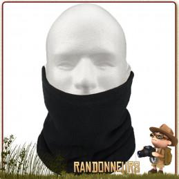 Tour de Cou Polaire Rothco isothermique peut être portée comme un cache cou, couvre visage ou couvre chef