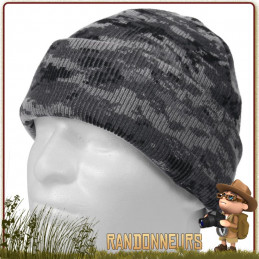 Bonnet Watch Cap Digital Urban Camo Rothco acrylique chaud et respirant