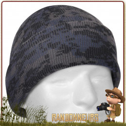 Bonnet armée type commando militaire Watch Cap Digital Midnight Digital Camo Rothco