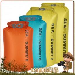 Dry Sack Ultra Sil Nano Sea To Summit 13 Litres sac à dos randonnée légère