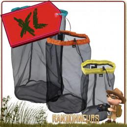 Sac Rangement Mesh Stuff Sack 20L Sea To Summit ultra léger pour vêtements et accessoires de voyage