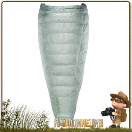 Couette Vesper 20 UL Quilt Thermarest Regular Duvet hydrophobe Nikwax gonflant 900 avec doublure thermacapture
