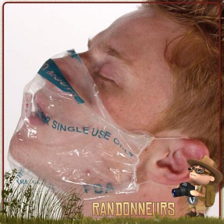 Masque de Bouche à Bouche Europlast