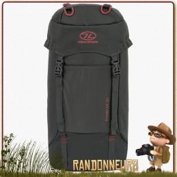 Sac à Dos randonnée RAMBLER 20 Litres de Highlander est un sac à dos robuste et compact tissu déperlant