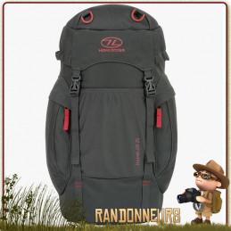 sac à dos randonnée déperlant rambler 25l highlander ultra léger