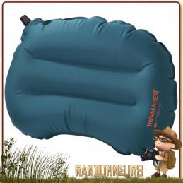 Coussin Air Head Lite Gonflable Thermarest mémorisation de forme  pour un couchage en randonnées légères