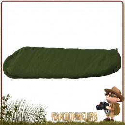 Sac de Couchage militaire bushcraft OREN 35 BCB Vert Olive grand froid