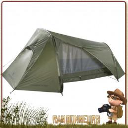 Tente Lightent 1 PRO FERRINO Vert armée militaire de bivouac bushcraft léger