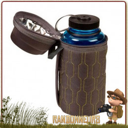 porte gourde bouteille Nalgene est isotherme et dispose d'un passant ceinture pour une gourde Nalgene