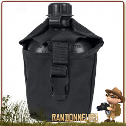 Pochette porte gourde type GI's Rothco  armée américaine pour gourde militaire inox ou plastique de type gi's us