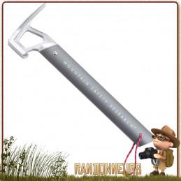 MSR, le choix des accessoires pour tente randonnée légère MSR, marteau pour piquet de tente  MSR