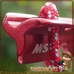 MSR, le choix des accessoires pour tente randonnée légère MSR, piquet de tente  mini GroundHog MSR