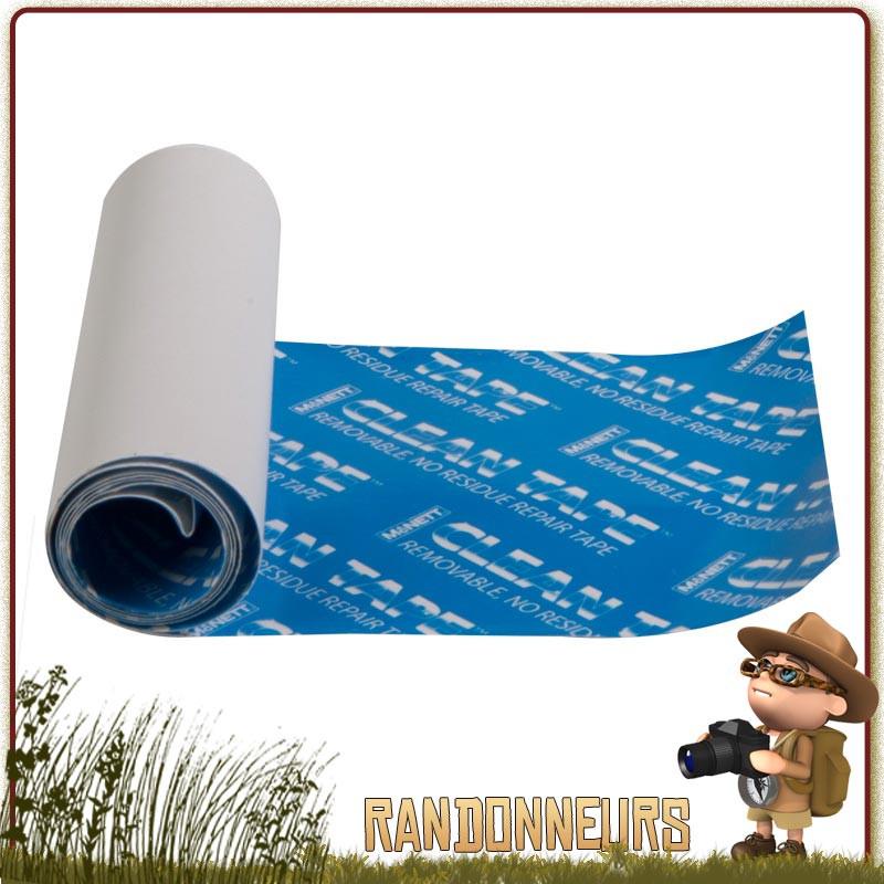 Mcnett Vitesse Aid tenace Vert Ripstop Tissu en Nylon Réparation Ruban Pour de Nombreux Usages