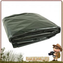 Couverture de survie hypothermique militaire, Olive Matériel de survie indispensable et tactique militaire