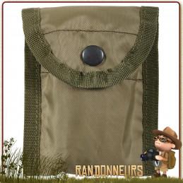 Kit de couture de poche Rothco contenant tous les éléments nécessaires à la réparation des vêtements et divers tissus