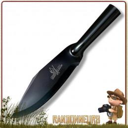 Couteau BOWIE Bushman Cold Steel - Couteau bushcraft de survie et chasse extrêmement robuste lame full tang