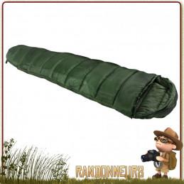 Sac de Couchage militaire EMBER Highlander 2 à 3 saisons bivouac bushcraft temperature confort 1 degre