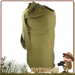 Sac Paquetage Armée Large Highlander sac polochon pour un transport facile de votre équipement bushcraft