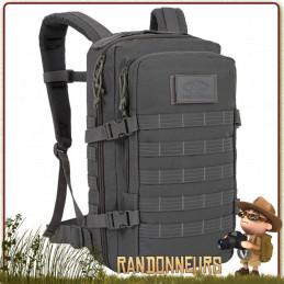 Sac à Dos ville type militaire RECON PACK 20 Litres GRIS Highlander