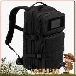 Sac à Dos RECON PACK 28 Litres NOIR Highlander vrai sac à dos militaire randonnée bushcraft