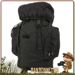 Sac à dos militaire, le sac Tactical BackPack 25 Litres rothco france est un sac de portage à la fois robuste et léger