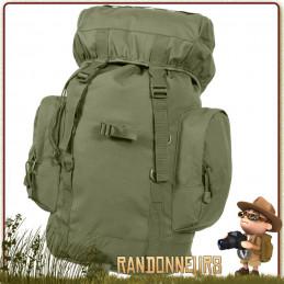 Sac à Dos BackPack Tactical 25L Vert Armée Rothco opération militaire