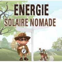 panneau solaire souple léger pour randonner meilleur chargeur solaire pliant puissant achat batterie portable de randonnée