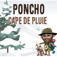 cape de pluie randonnée légère achat poncho tarp silnylon sea to summit de trekking meilleur poncho étanche militaire nylon pvc robuste