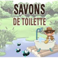savon randonnee liquide concentre biodegradable meilleur savon feuille ultra leger trekking Savon pour le corps en format de poche