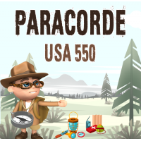 Paracorde 550 USA