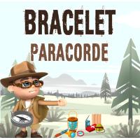 bracelet tressage paracorde de survie nylon 550 usa achat meilleur bracelet kit de survie bushcraft