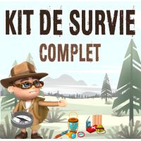 meilleur kit de survie extreme complet bcb achat vente kit survie nature bushcraft forces spéciales militaire pas cher