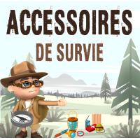 achat accessoire pour kit de survie complet meilleur site specialiste equipement de survie extreme nature boutique materiel pour survivre en france