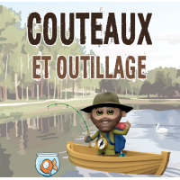 COUTEAUX - OUTILS