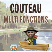 Couteau Multifonctions