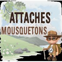 Attaches et Mousquetons