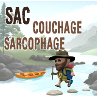 Sac Couchage Sarcophage