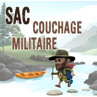 Sac de Couchage Militaire
