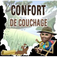 Confort de Couchage