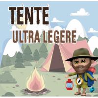 tente bivouac minimaliste randonnée ultra légère meilleure tente trekking msr carbon reflex moins de 1 kg