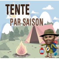sélection tente randonnée par saison achat tente trekking 3 saisons meilleure tente hiver 4 saisons bivouac de montagne