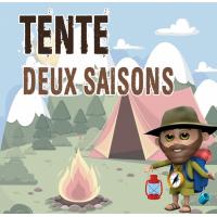 tente trekking mono paroi deux saisons compacte légère meilleure tente bivouac 2 saisons été festival achat tente motard légère