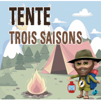 Tente Trois Saisons